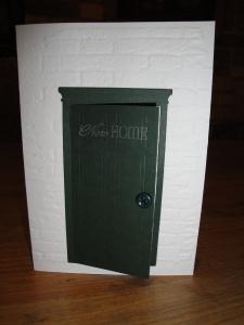 Door card 1