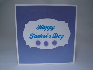Father's Day Card 2013