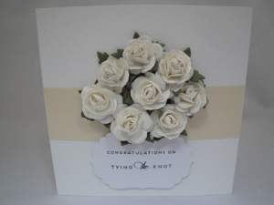 Tying the knot card 1
