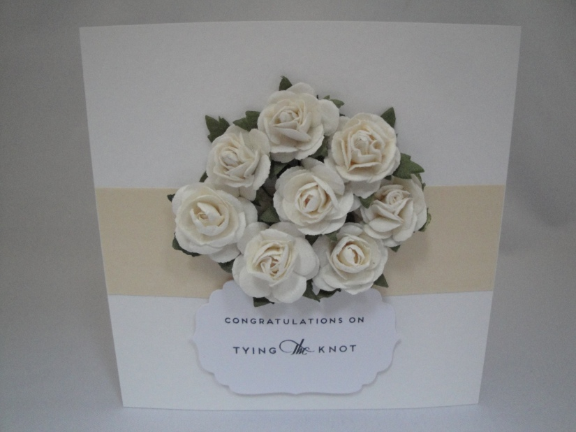 Tying the knot card 2