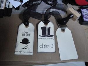 Gentlemen tags