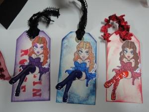 Dancing girls tags 2