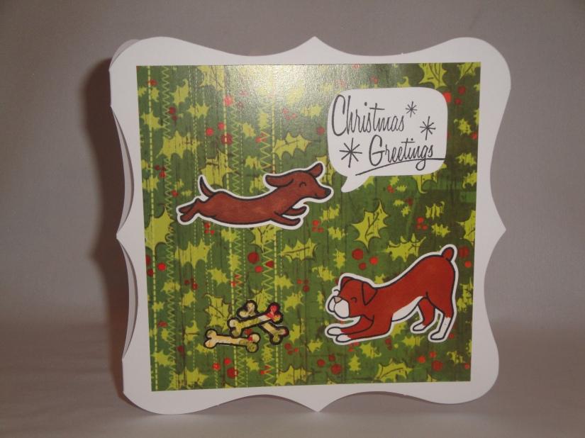 Granny's Christmas card 2013