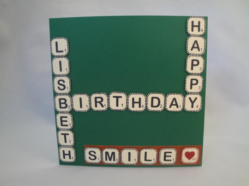 Happy Birthday Lisbeth