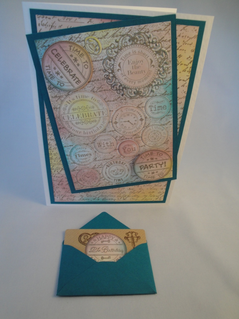 Final card
