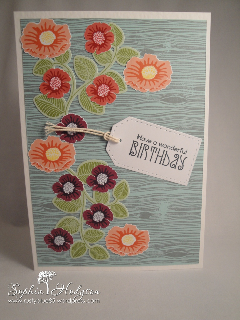 Granny's 94th birthday card