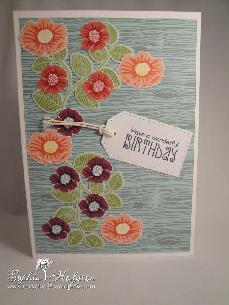 Granny's 94th birthday card