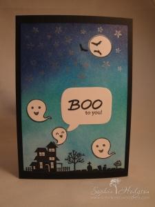 Halloween#1Boo