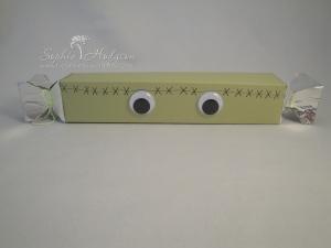 Frankenstein's monster treat box