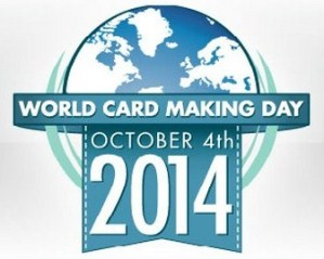 world cardmaking day 2014
