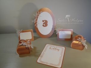 RoseGoldWedding table 1