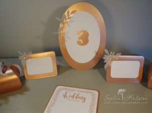 RoseGoldWedding table 2